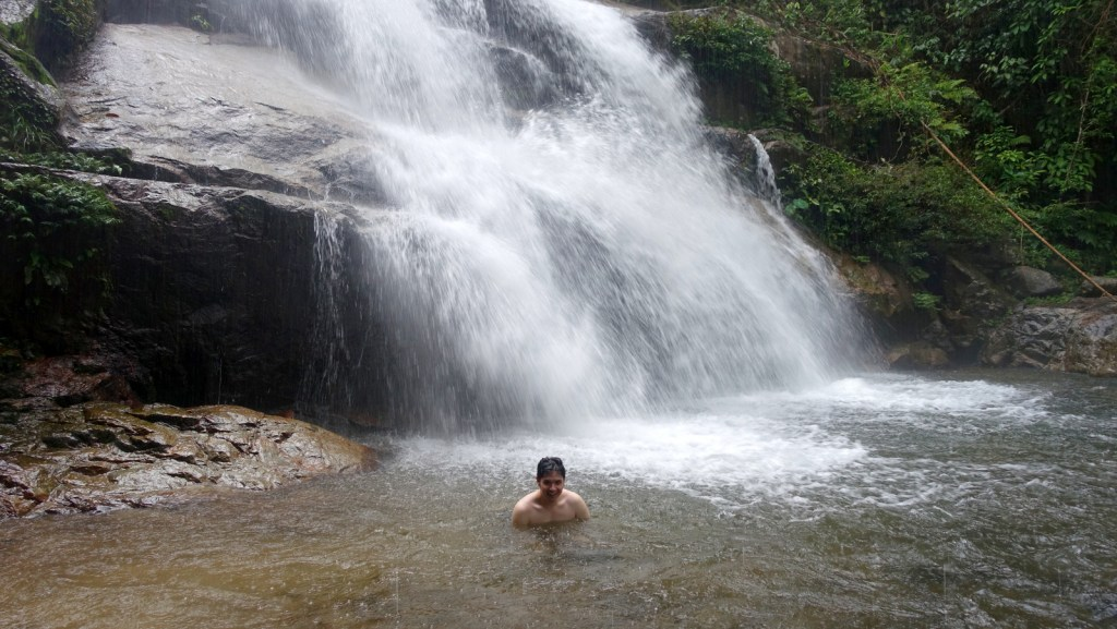 Medang Falls (Lata Medang)