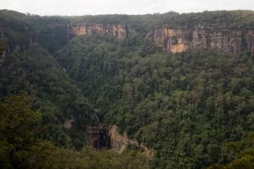 Fitzroy Falls and Lady Horden Falls