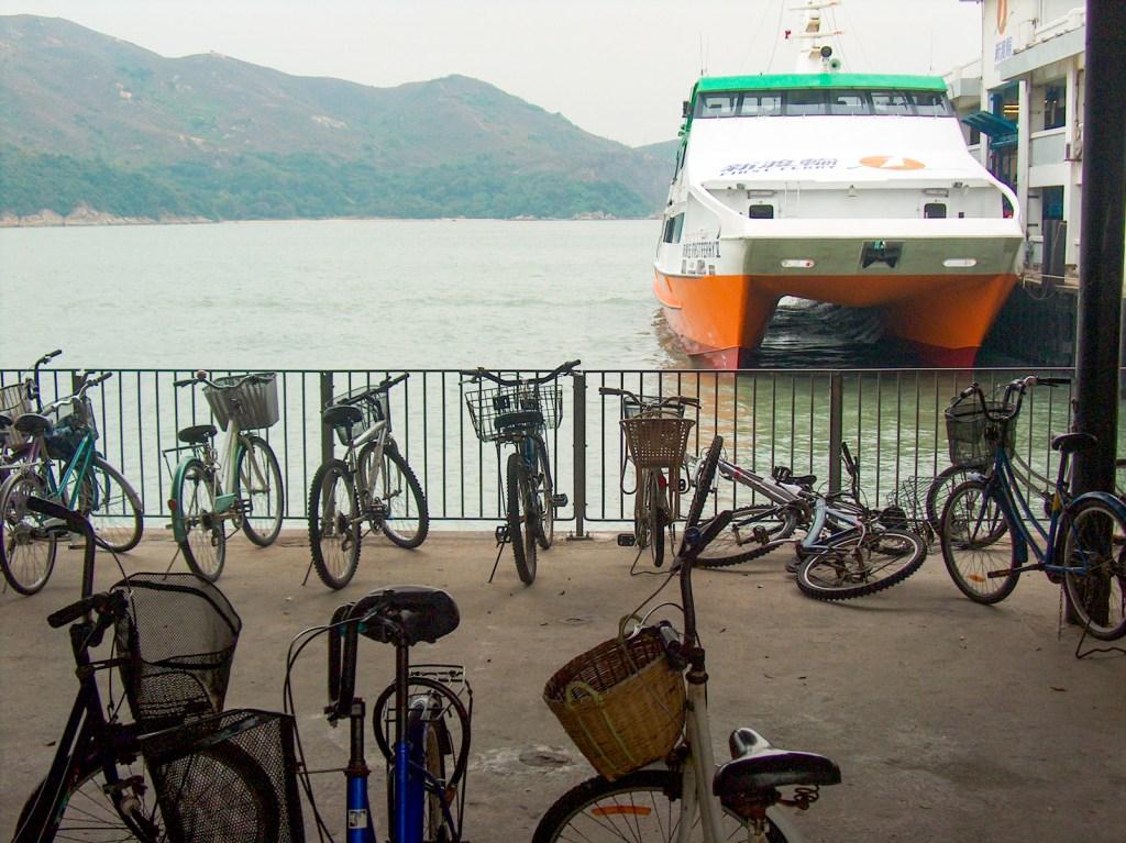 HPIM2677 LR Hiking the Lantau Trail - Mui Wo to the Big Buddha
