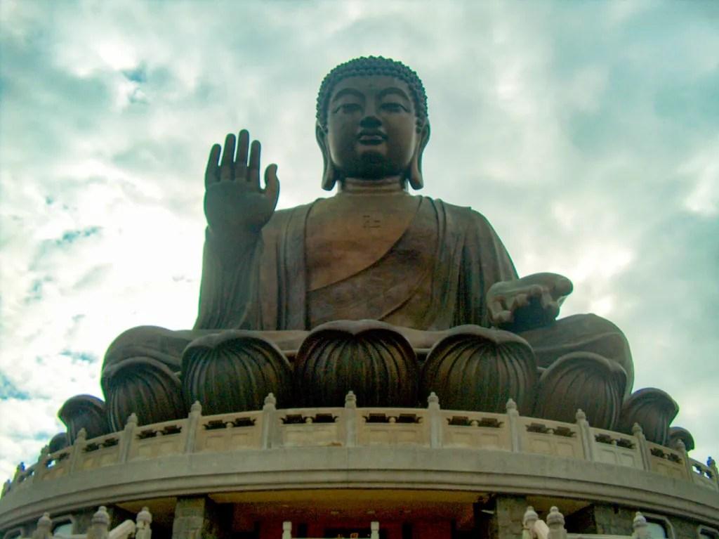 HPIM2717 LR Hiking the Lantau Trail - Mui Wo to the Big Buddha