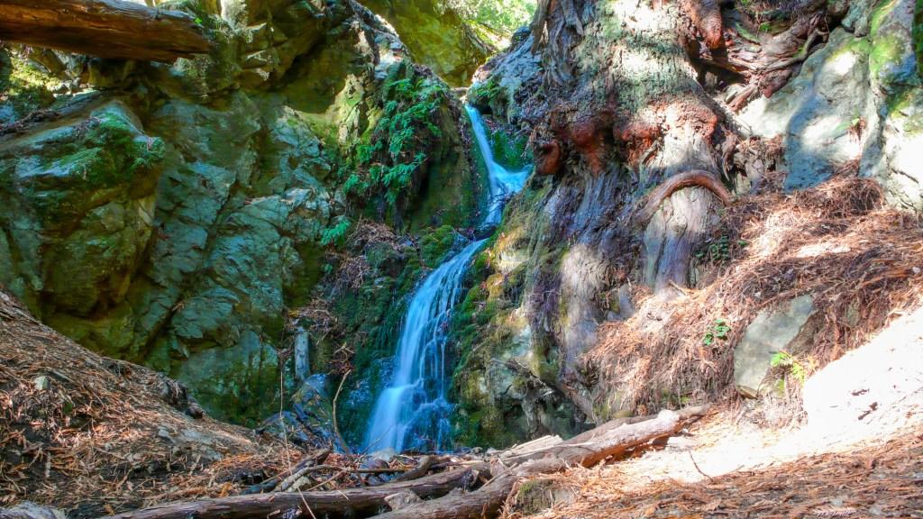 P1000025 LR Canyon Falls (Big Sur)