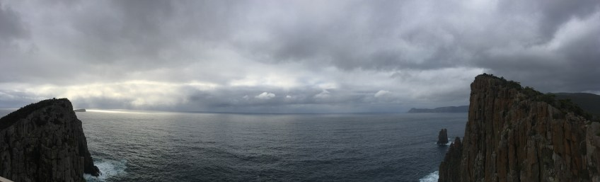Panorama from the cape