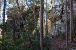 Click to read Breaks Interstate Park