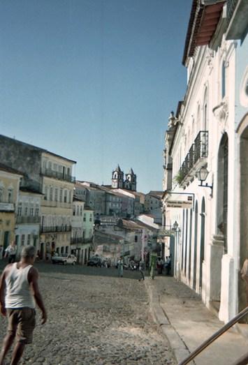 Salvador, 1997.