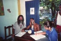 Ekipa spremna - Trancoso Quadrado, Bahia 1997.