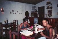 Ekipa radi - Trancoso Quadrado, Bahia 1997.