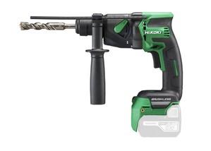 Hikoki Shop Hikoki 18V Akku Bohrhammer (Brushless) DH18DPB(Basic) (Karton)