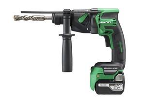 Hikoki Shop Hikoki 18V Akku Bohrhammer (Brushless) DH18DPB(5.0) (HSC II)