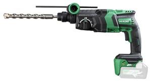 Hikoki Shop Hikoki 36V Akku Bohr- & Meißelhammer(Brushless) DH36DPE(Basic) (HSC IV)
