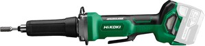 Hikoki Shop Hikoki Geradschleifer (Paddle Schalter) (Brushless) GP18DB(Basic) (Transportkoffer)