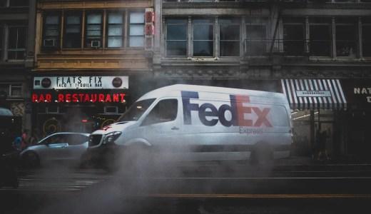 MyUSの転送でDHLとFedExのどちらを使うべきか比較検証【年間31万円の節約ができました】