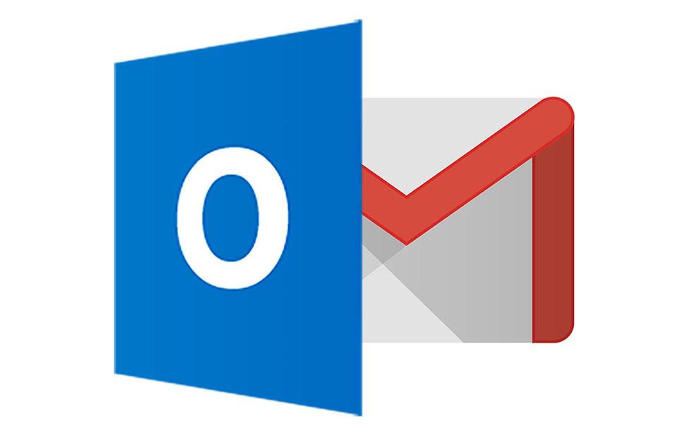 E-posta servisi Outlook'u Gmail'e Taşıma veya Aktarma