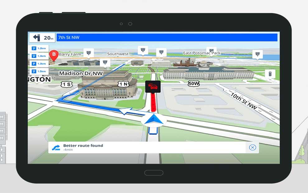 En İyi 8 Android Navigasyon Uygulaması