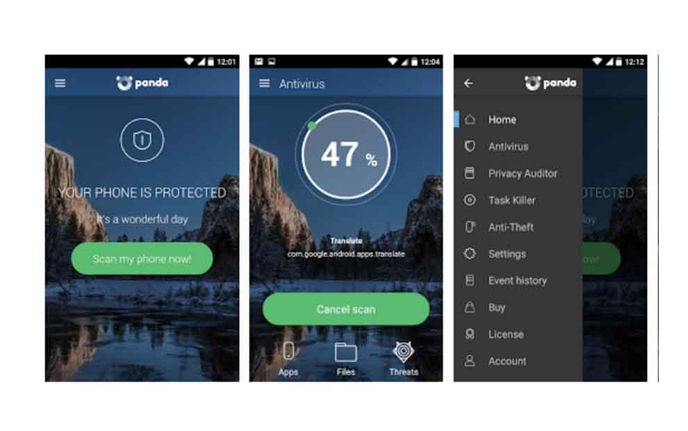 Android Arkaplan Uygulamaları Kapatma Panda
