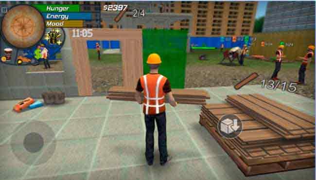 Big City Life: Android Simülasyon Oyunu İndir apk