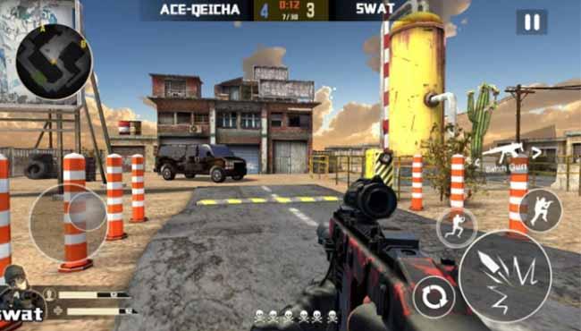 Counter Terrorist Sniper Hunter: Android Oyunu