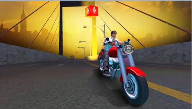 San Andreas crime simulator Game Android oyun