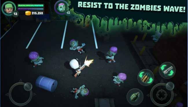 Terror Hunter Android Aksiyon Oyunu İndir