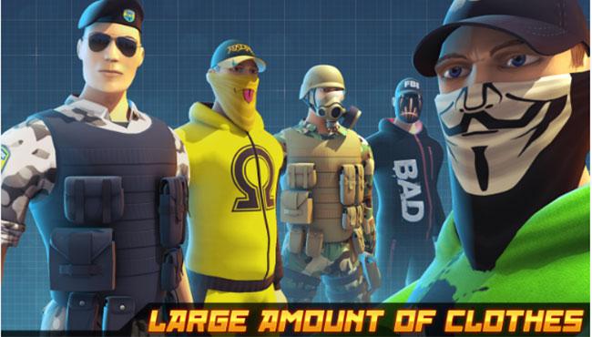 Contra City Online: Android Aksiyon Oyunu İndir