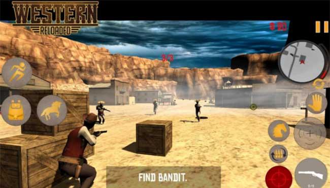 R Western Dead Reloaded Android Kovboy Oyunu indir