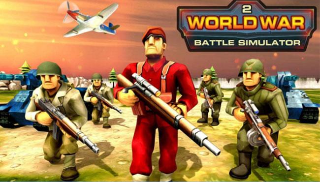 İkinci Dünya Savaşı Battle Simulator Oyunu indir