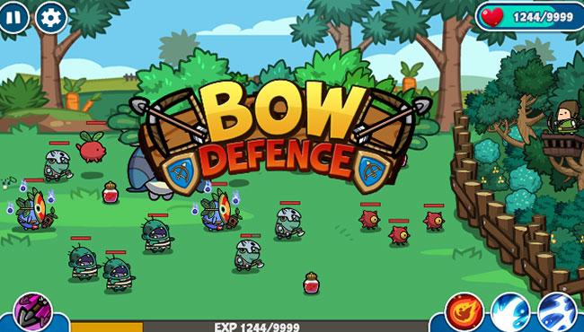 Bow Defence Strateji Oyunu İndir