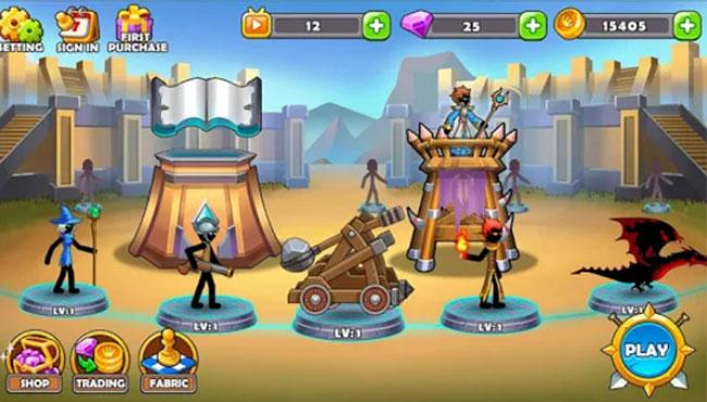 I Am Wizard Android Strateji Oyunu