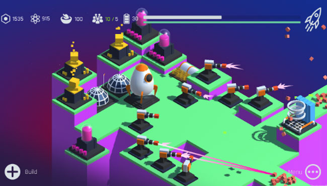 Mobil Strateji Oyunu Colony Quest Last Hope