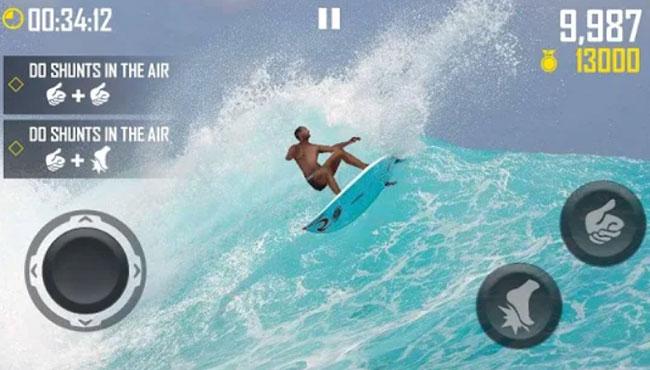 Android Spor Oyunu: Sörf Ustası apk İndir