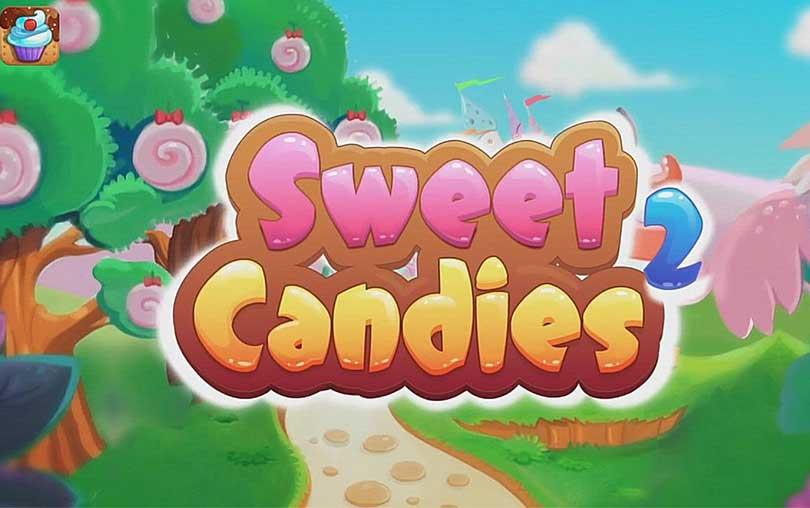 Sweet Candies 2 Android Bulmaca Oyunu indir