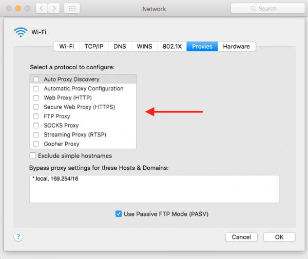 Mac WiFi Bağlantı Sorunu Giderme