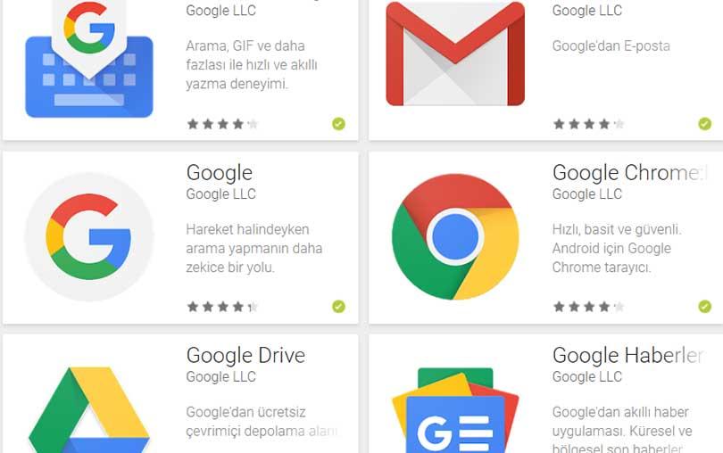 Android Uygulama Yükleme Geçmişi Nasıl Bulunur