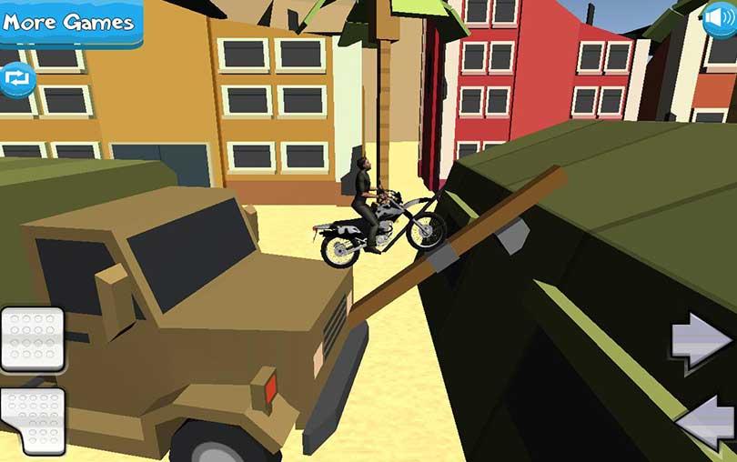 Bike Tricks Motosiklet Oyunu indir