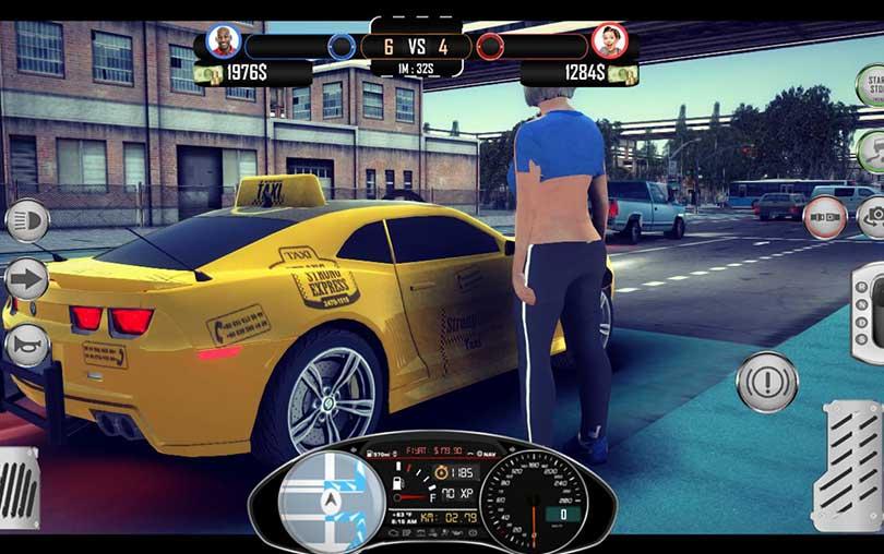 Taxi Revolution Sim 2019 Android Oyunu indir