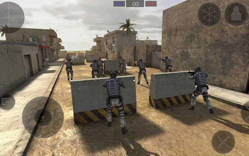 Zombie Combat Simulator Android Zombi Oyunu indir
