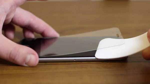 İPhone Dokunmatik Çalışmıyor Sorunu ekran temizleme