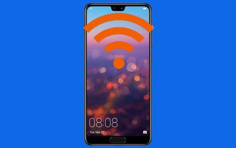 Huawei P20 Wi-Fi Sorunu Nasıl Düzeltilir
