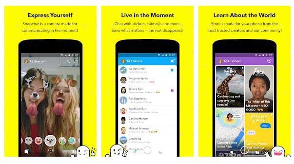 Android için En İyi 5 Yüz Değiştirme Uygulamaları
