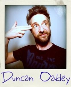 Duncan Oakley