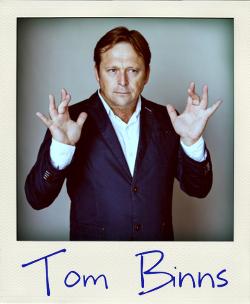 Tom Binns
