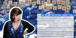 Kiri Pritchard McLean's website