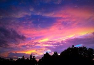 ATLanta sunset