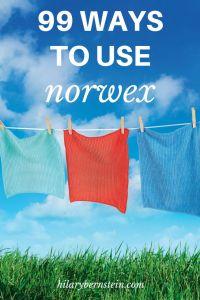 99 Ways to Use Norwex