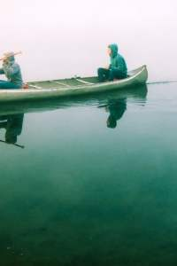 When Marriage Is Like a Canoe Trip