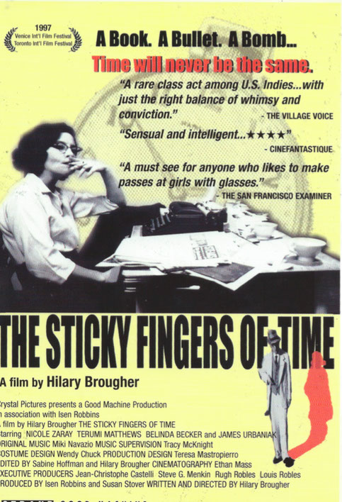 The Sticky Fingers of Time – Hilary Brougher