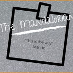 this is the way the mandalorian