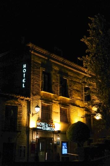 #pintorelgrecohotel