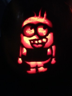 This was 2013s pop pumpkin