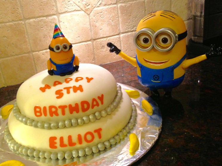 #birthdayminion