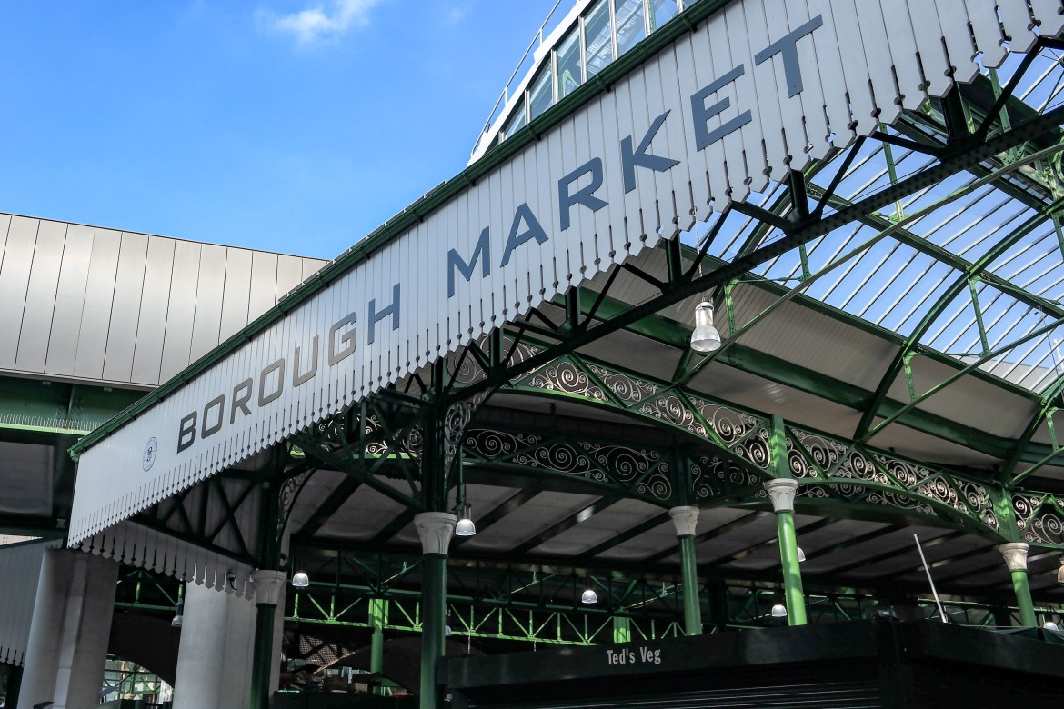 #boroughmarket